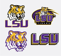 Lsu Tigers Combo 4 Pack Vinyl Decal Car Truck Sticker On Popscreen