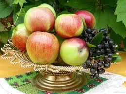 Открытка вкусный праздник яблочный спас - лучшие поздравления в ...