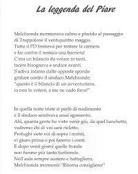 """Melchionda, le dimissioni e la """"Leggenda del Piave"""" di Paolo ..."""