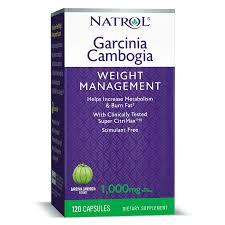 natrol garcinia cambogia weight
