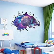 Stickers N131 Wall Stickers Vinyl Decal Atom Molecule Chemistry Symbol Structure Core Stickers Home Decor