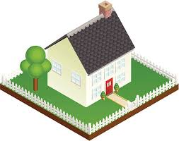 36 White Picket Fence House Illustrations Royalty Free Vector Graphics Clip Art Istock