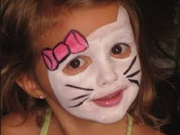 cool easy face paint makeup idea steemit