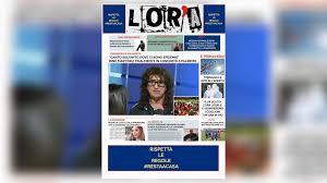 Satira, la prima pagina de LOR'A del 21/03/2020 - Mediagol