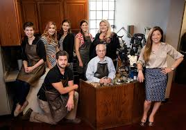 our talented crew finch jewelers