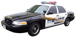 Wallhogs Police Car I Cutout Wall Decal Wayfair