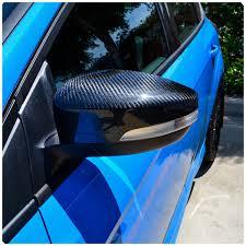 ford focus rs st carbon fiber side