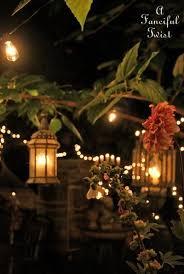 garden patio lanterns