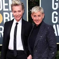 Portia de Rossi Shows Support For Wife Ellen DeGeneres Amid Talk Show  Turmoil - The WhitePost