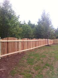 Wood Fence Installation Select Fence Group