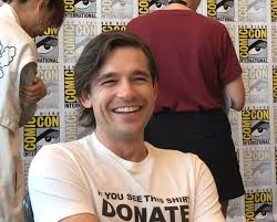 2018 San Diego Comic Con: Interview with Jason Ralph of The ...