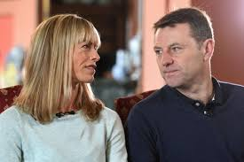 Kate and Gerry McCann: The couple who ...