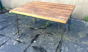 reclaimed wood dining table top