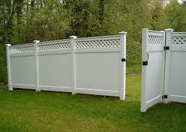 Pvc Fence In Massachusetts Boston Pvc Fence