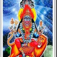 நவராத்திரி 8ம் நாள்: தேவி நரசிம்ஹி