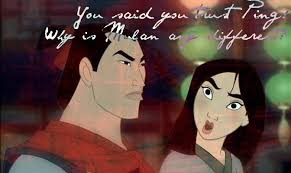 ten best quotes from mulan results of the countdown disney