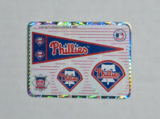 Philadelphia Phillies Baseball Vintage Sports Stickers For Sale Ebay