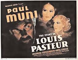 Image result for The Story of Louis PAsteur 1936 poster