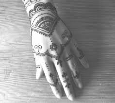 Mehendi Tatuaz Tymczasowy Z Henny Galeria Mila