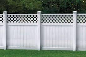 Maintaining A Vinyl Fence
