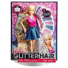 Đồ chơi làm tóc búp bê Barbie