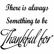winston porter there is always something to be thankful for