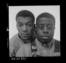 Jerome Smith and Issac Reynolds, Civil Rights Organizers ...