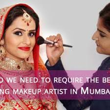 wedding makeup artist in mumbai