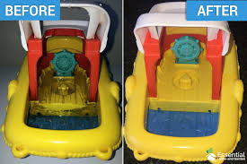 how to clean bath toys get rid of