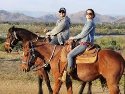 horseback riding near oc