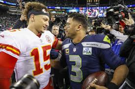 Here's where Seahawks' Russell Wilson and Patrick Mahomes lead the ...