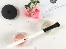 lily lolo mineral makeup notsomousybrown