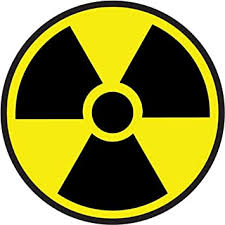 Amazon Com 2 Wide Radioactive Hazard Symbol Printed Vinyl Decal Sticker For Any Smooth Surface Such As Windows Bumpers Laptops Or Any Smooth Surface Home Improvement
