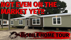 released soon double wide mobile home