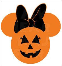 Mickey Pumpkin Clipart