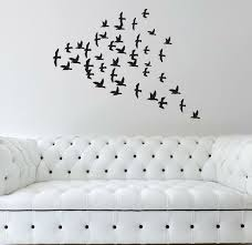 Style And Apply Flock Of Birds Wall Decal Wayfair