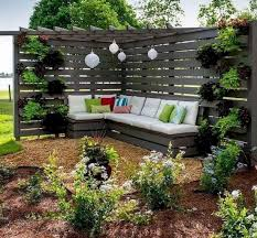 Marvelous Backyard Privacy Fence Decor Ideas On A Budget 77 Backyard Privacy Fence Design Privacy Fence Designs
