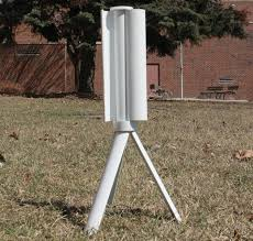 this tiny portable wind turbine fits in