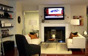 mounting tvs over fireplaces