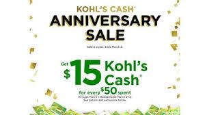 30 off coupon and big anniversary