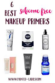 6 best silicone free makeup primers