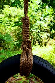 how to make a tire swing redeem your