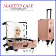 vanity light up mirror rolling makeup