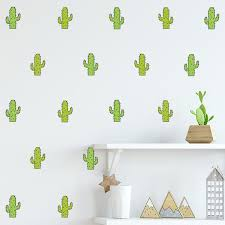 Cactus Wall Decals Labeldaddy
