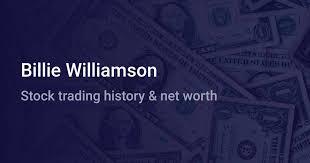 Billie Williamson Net Worth (2020) | wallmine