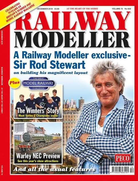 "Image result for rod stewart's model railway manhattan"""