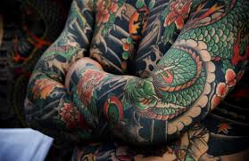 Le tatouage japonais