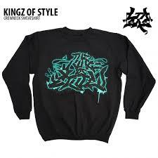 kingz of style fleece crewneck