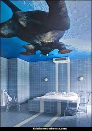 swimming pool theme bedroom are you