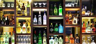 bottles to make your liquor cabinet